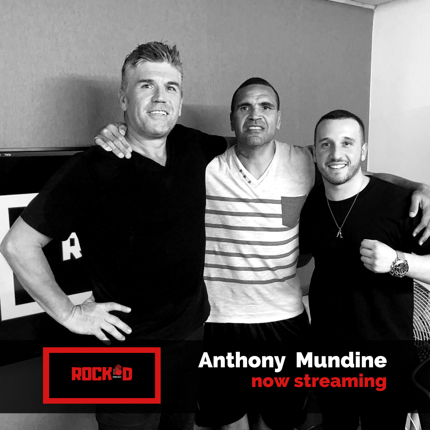 ROCKD Round2 Anthony Mundine